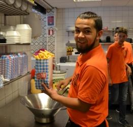 Snack77 Oostsingel 50, Goes, Top 100 nummer 95!
